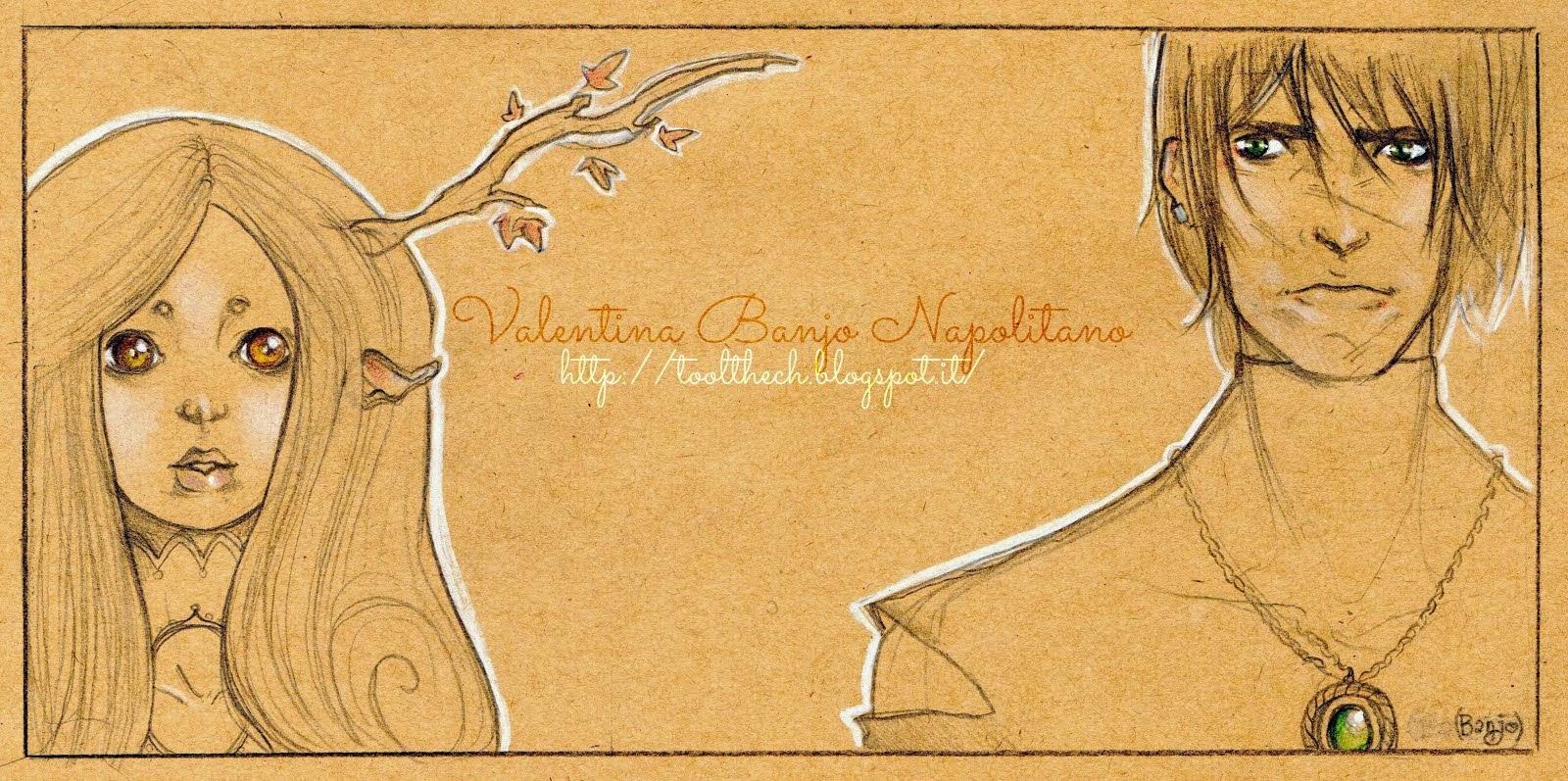 Valentina (Banjo!) Napolitano's Art Blog