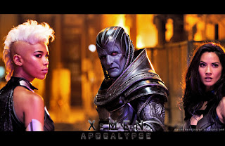 X-Men Apocalypse (2016) Wallpaper