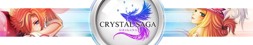 Crystal Saga Comprehensive Guide