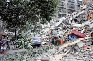 earthquake sichuan china