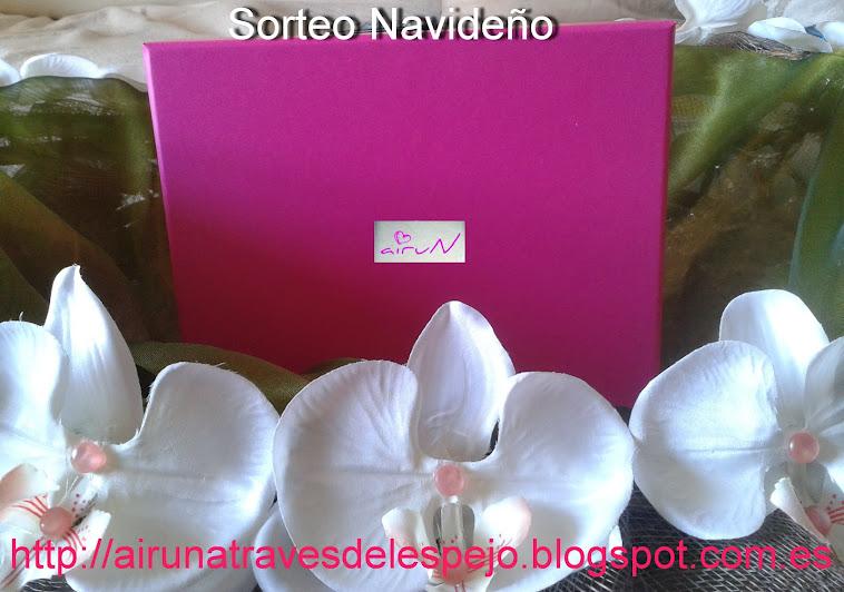 Sorteo Navideño blog AiruN