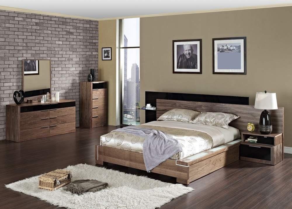 Id e pour petite chambre - Petite chambre a coucher design ...
