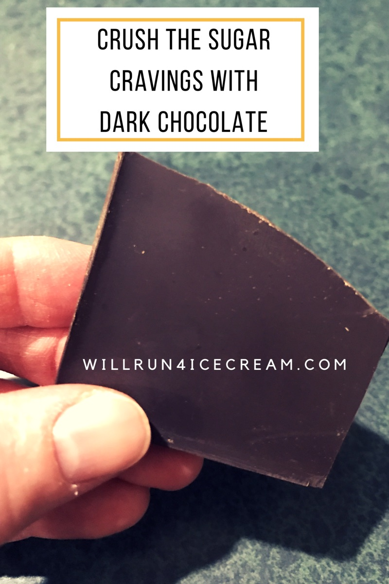 Crush The Sugar Cravings With Dark Chocolate