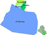 Muthanna Map