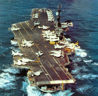 USS Midway Aircraft Carriers