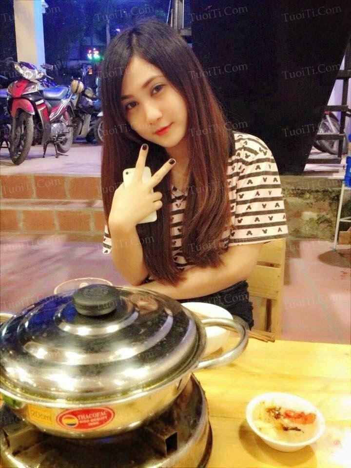 gái xinh Nguyễn Nhi da trắng sexy 1