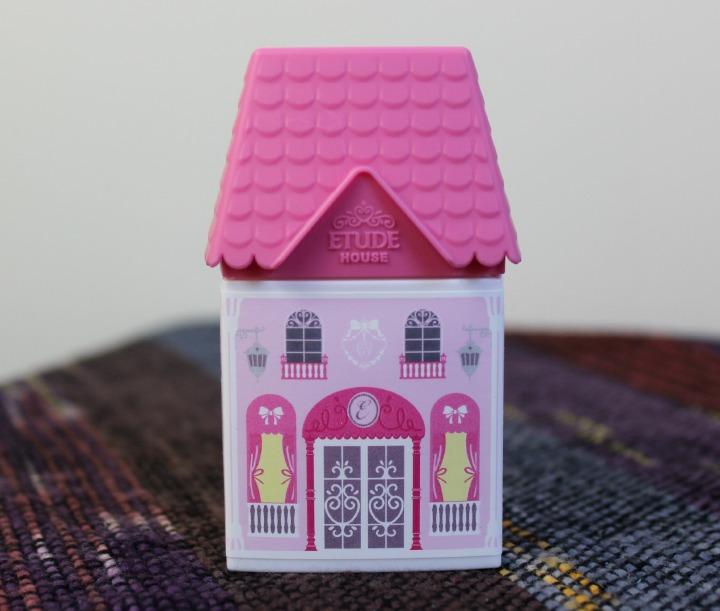 Etude House My Castle Hand Cream pink wish little house