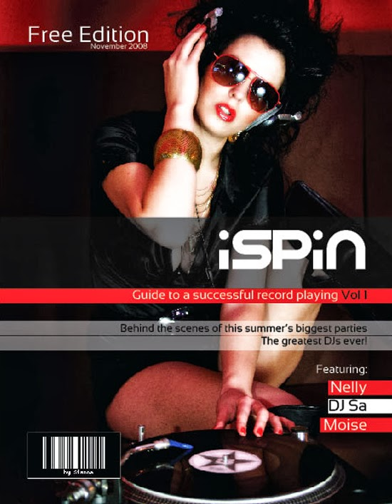 Create a Music Magazine Cover using InDesign