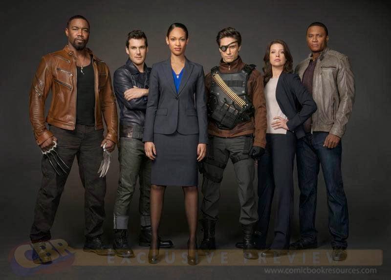 Componentes del Escuadrón Suicida en Arrow , segunda temporada