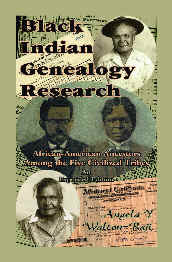 Black Indian Genealogy