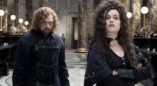 Rony e Hermione em Harry Potter e As Relíquias da Morte - Parte 2