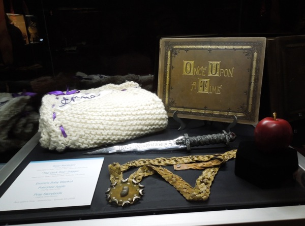 Screen-used Once Upon a Time props