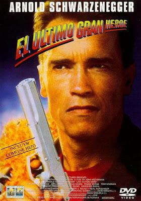 El Ultimo Gran Heroe audio latino