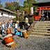 Life in a Japanese village: Benten-san Matsuri 弁天さん祭り
