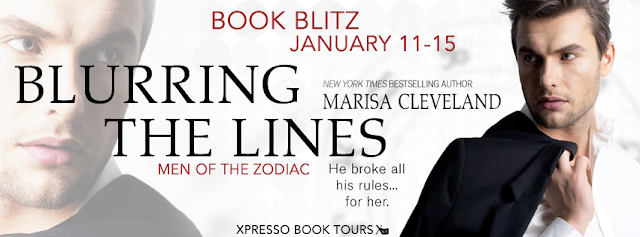 Book Blitz: Blurring the Lines by Marisa Cleveland