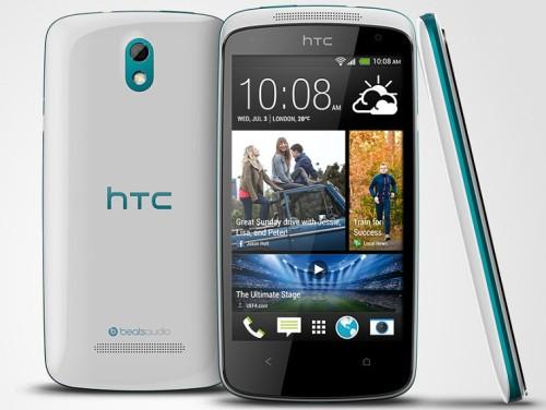 Lo smartphone quad core Snapdragon 200 di Htc, Desire 500 sarà venduto pure in Europa ad un prezzo che si aggirerà tra i 250 e i 270 euro