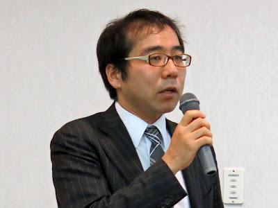田嶋淳さん(三陽社メディア開発室)