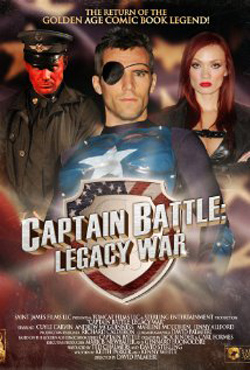 Captain Battle: Legacy War (2013)
