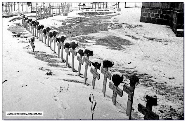 german soldiers graveyard stalingrad