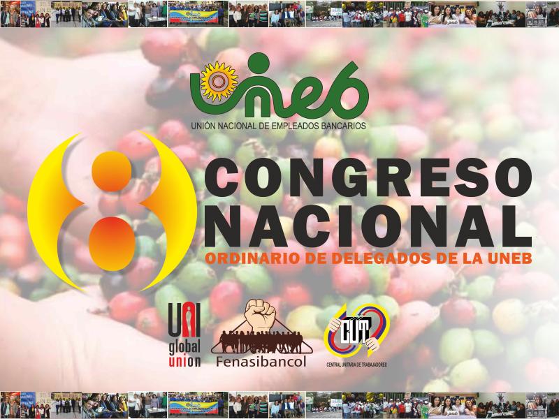 8º Congreso Nacional Ordinario de Delegados de la UNEB 2017