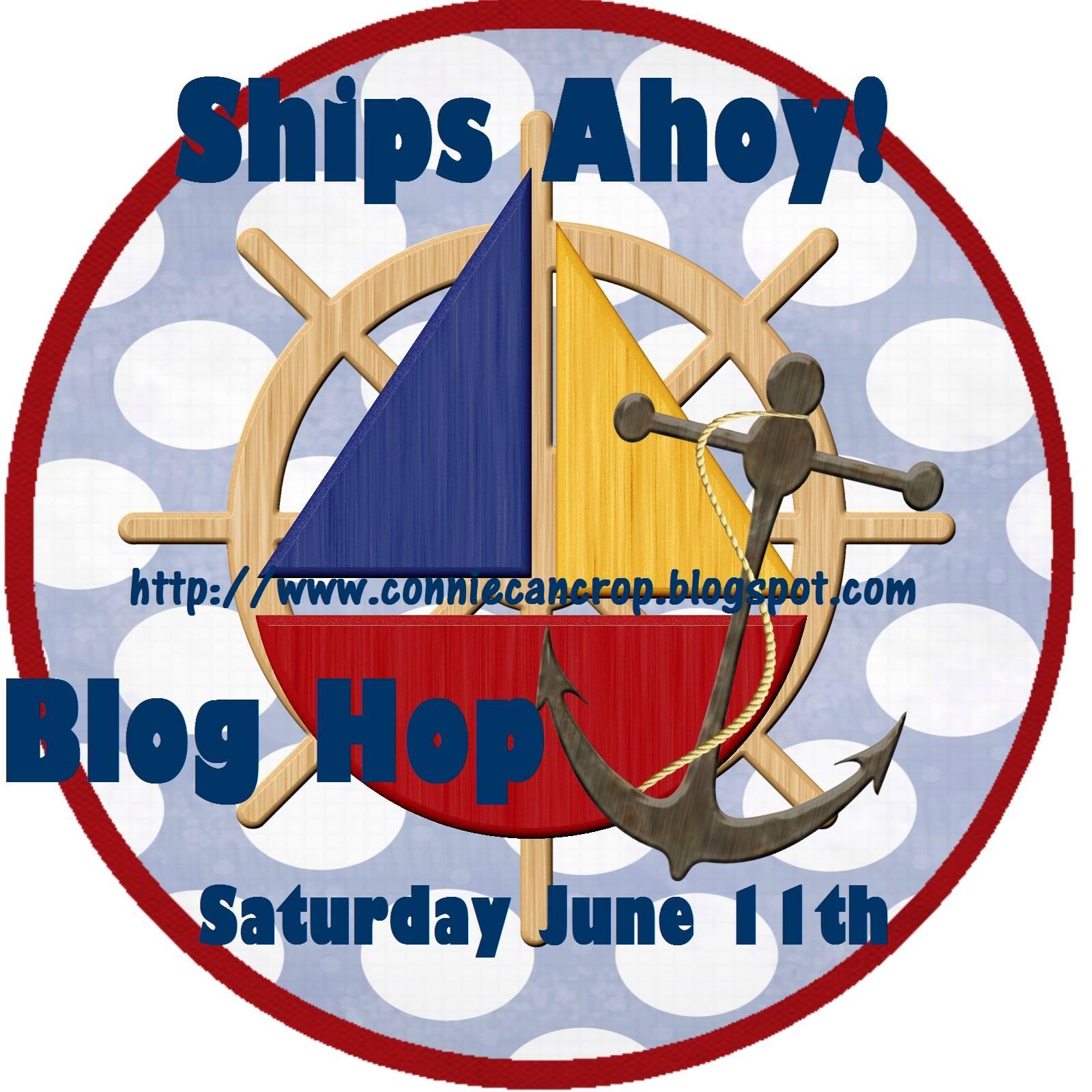 Ships Ahoy! Blog Hop