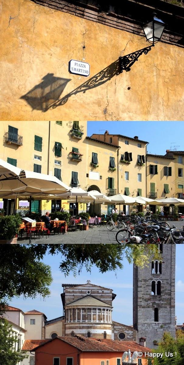 Lucques - Lucca