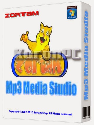 Zortam Mp3 Media Studio 19.50 + Key