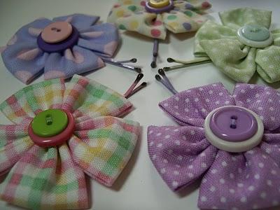 Criand 39 arte flor em tecido for Handmade things from waste
