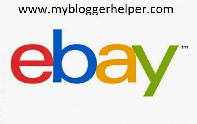 Earn Money Online Using Ebay
