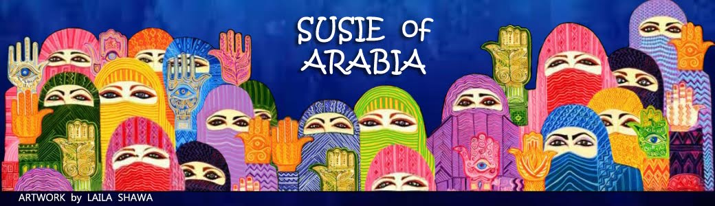 SUSIE  of  ARABIA