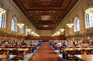 New York Public Library-magrush