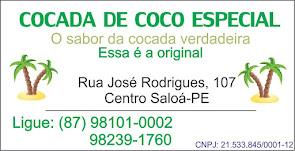 Cocada de Coco Especial