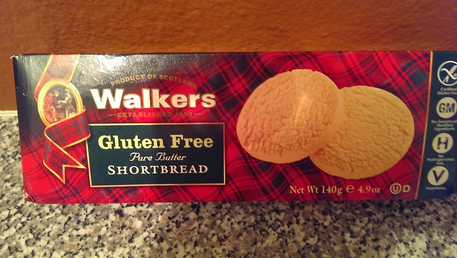 Walkers%2BShortbread Walkers Debuts Gluten Free Shortbread Line in the U.S. - Gluten Free Treat