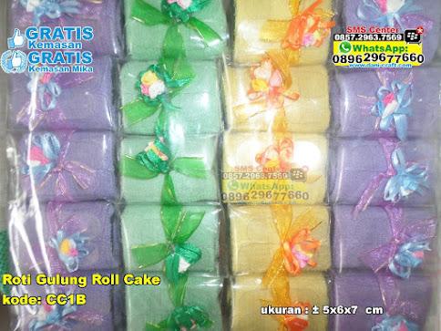 Roti Gulung Roll Cake grosir