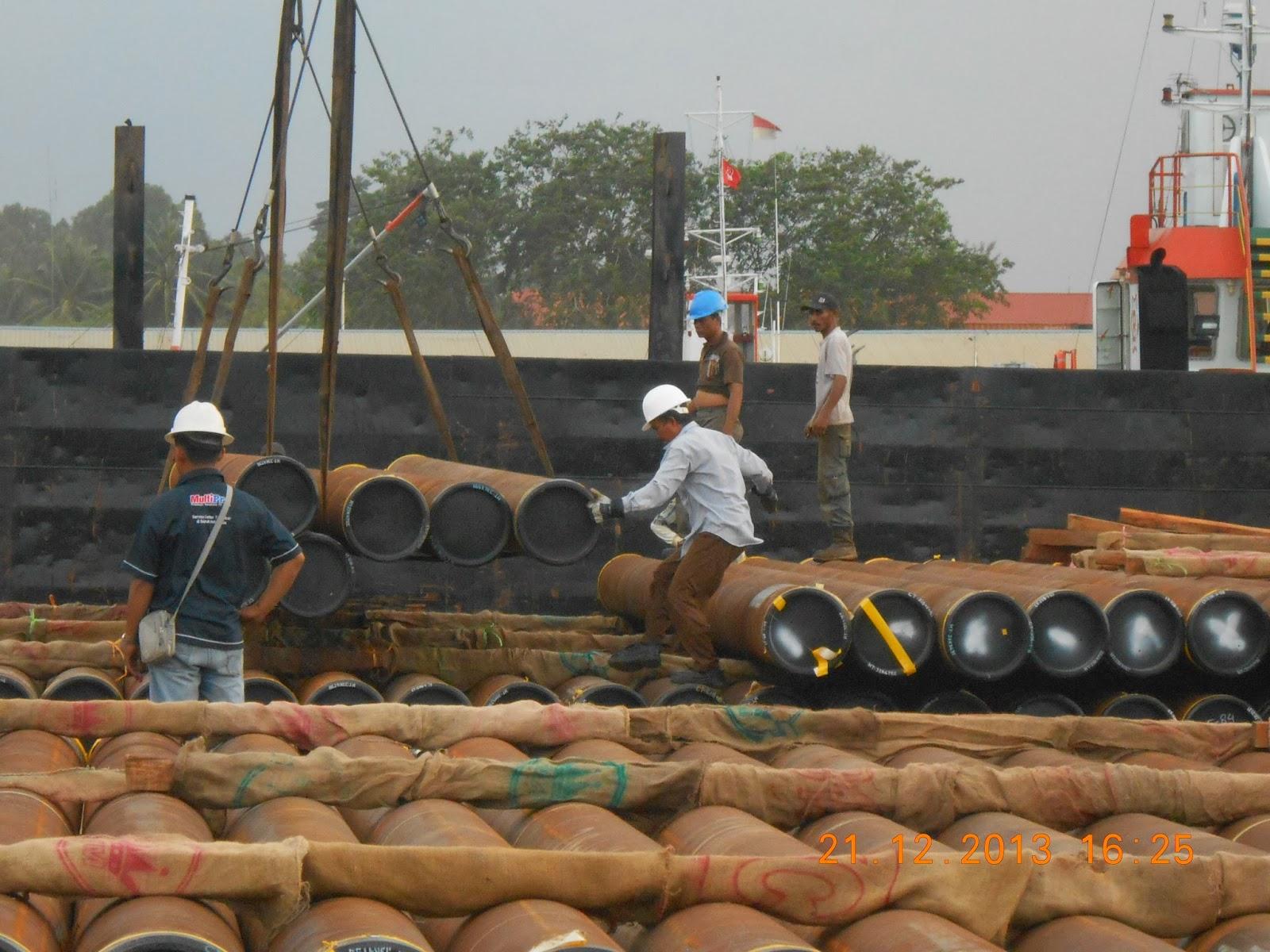 Laporan Marine Surveyor Untuk Asuransi
