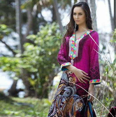 Anum Latest Classic Lawn Collection 2015 Vol-2 By Al-Zohaib Textile