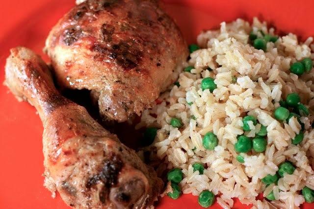 Chicken Masala: simplelivingeating.com