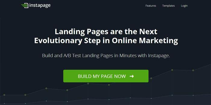 Software Internet Marketing InstaPage