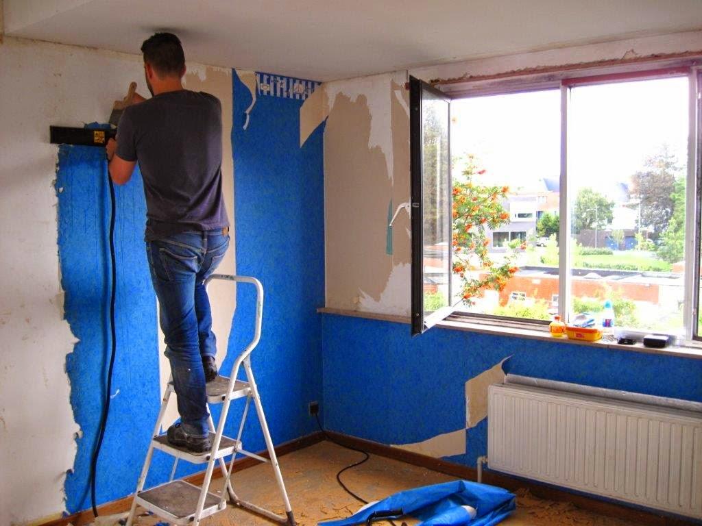 Renovatie driewoonst te puurs: eindelijk gestart met opbouwen!!