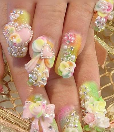 Amys daily dose top 20 nail art designs on pinterest besides the new york times reported an increase of 67 in nail polish sales in america alone prinsesfo Images