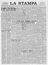 LA STAMPA 15 MARZO 1945