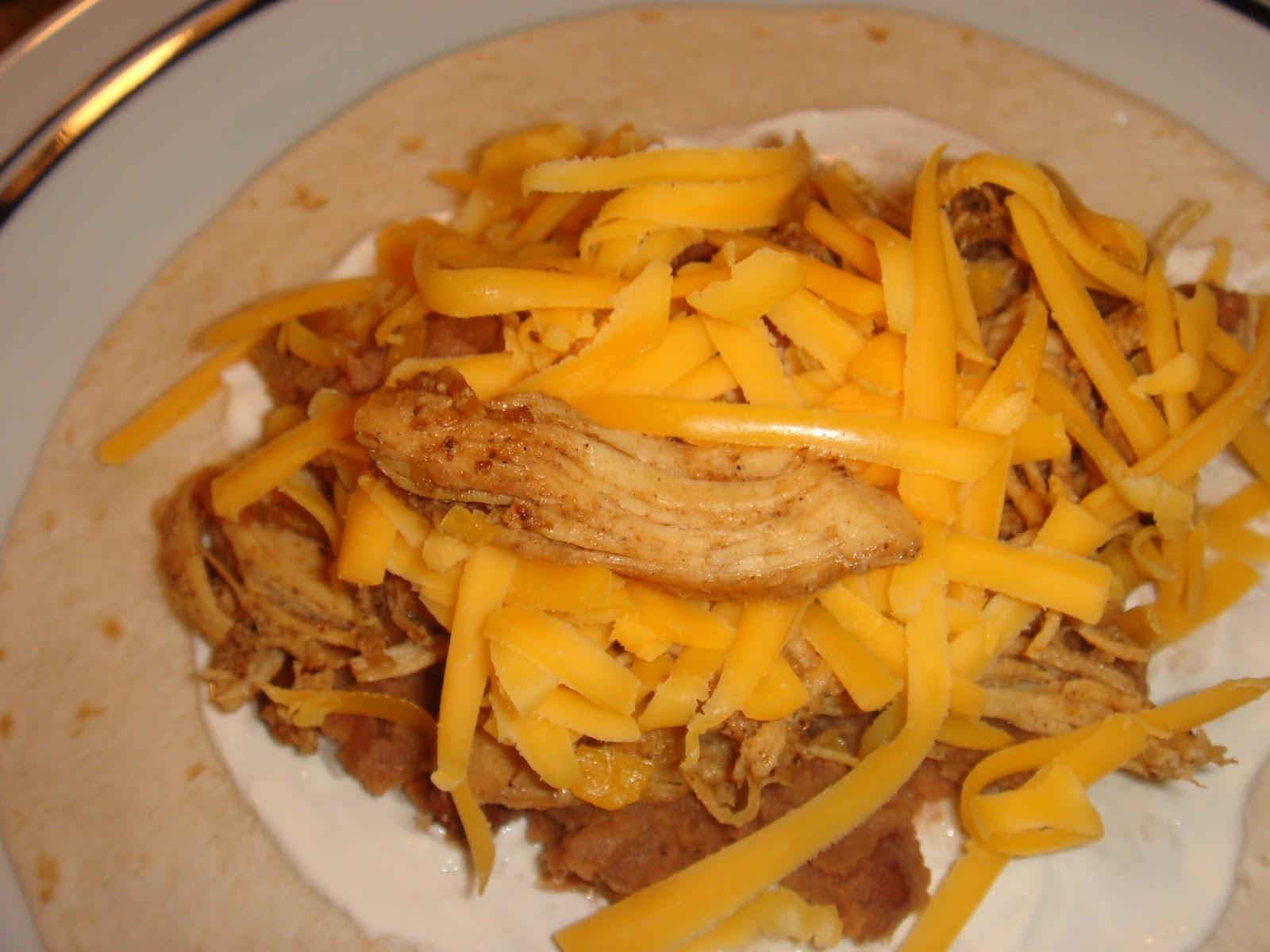Shredded Tex-Mex Crock-Pot Chicken