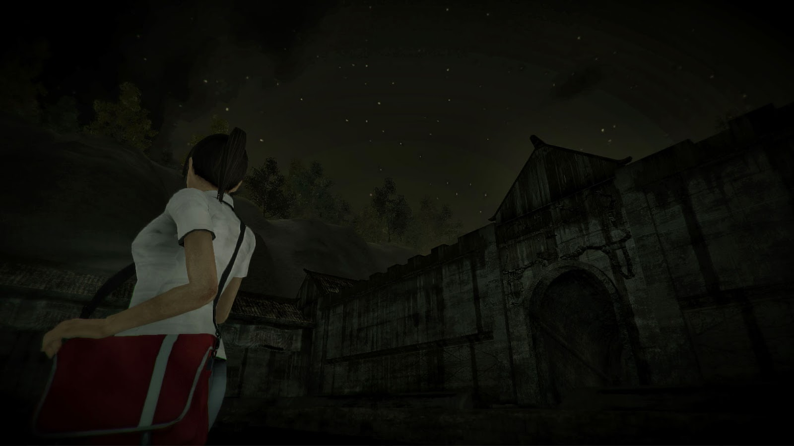 Dreadout The Horor game