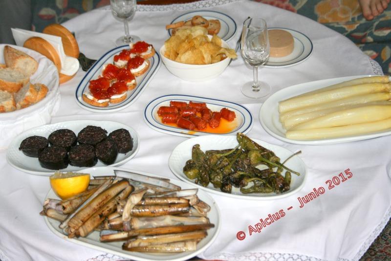 La cocina de cada d a 1614 men aperitivo calabac n for Aperitivos para barbacoa