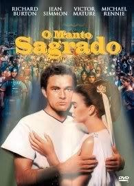 Filme O Manto Sagrado Dublado AVI DVDRip
