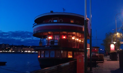 The Red Boat Hotel, Stockholm