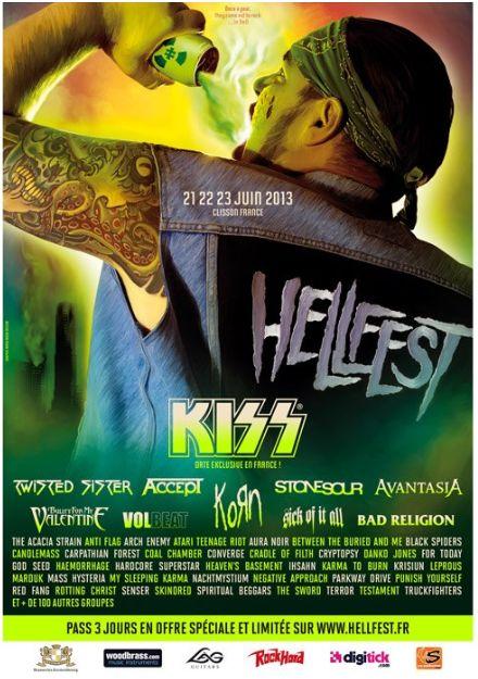 HELLFEST 2013 Hellfest+2013+3