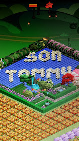 I did this on Farmville in Memory of Tommy