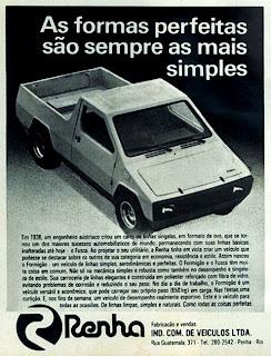 propaganda Formigão - Renha - 1979