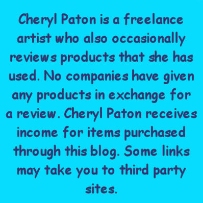 CherylsArt Product Reviews